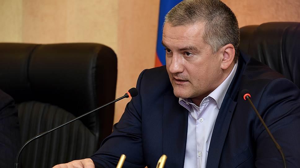 Путин предложил кандидатуры на пост главы Крыма