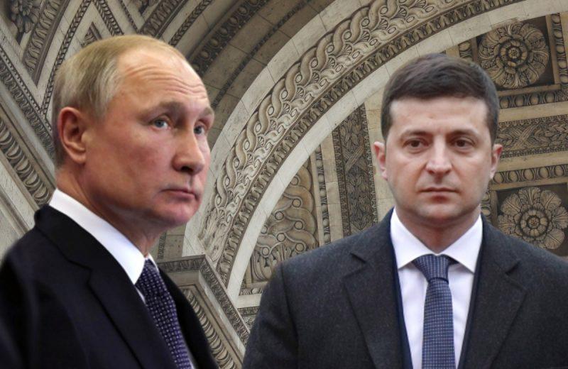 Глава МИД РФ сообщил об условиях встречи Зеленского с Путиным