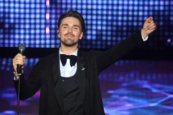 Россию на «Евровидении» представит Панайотов