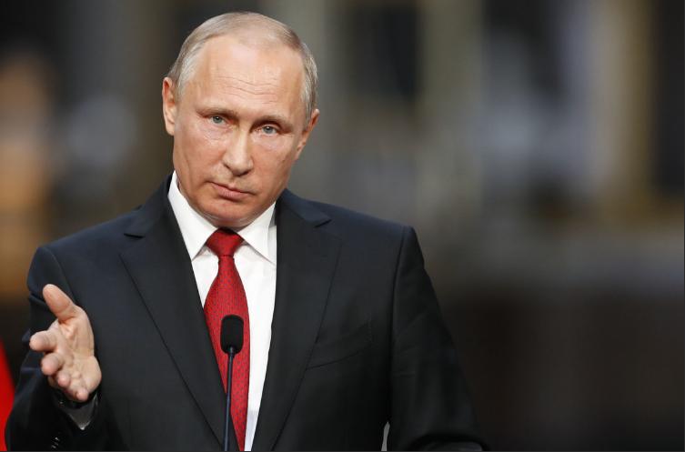 Путин надеется на восстановление добрососедских отношений с Украиной