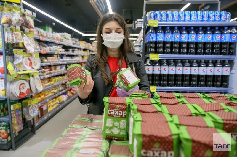 В Роспотребнадзоре призвали граждан не делать продуктовых запасов