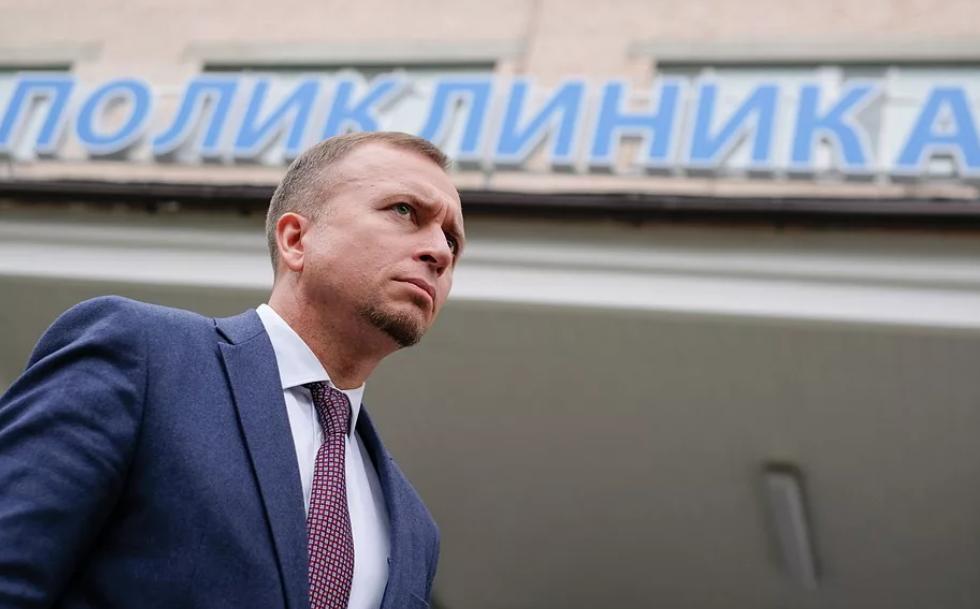 Дмитрий Лисовец госпитализирован с подозрением на коронавирус