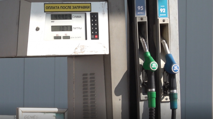 Правительство РФ может запретить ввоз дешевого бензина в страну