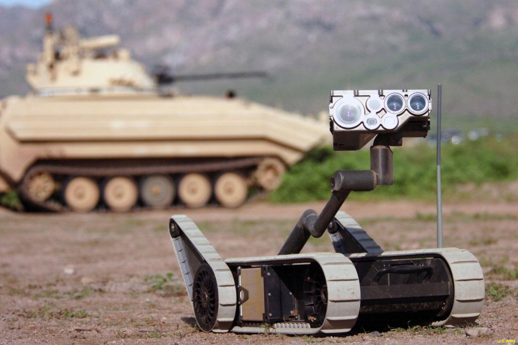 СКР выявил крупные хищения по договору на разработку разведывательных роботов