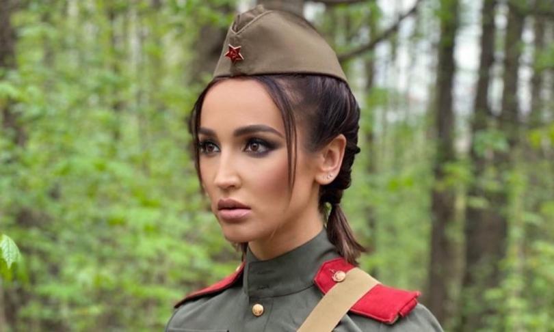 Ольгу Бузову назвали показушницей за клип посвященный Дню Победы