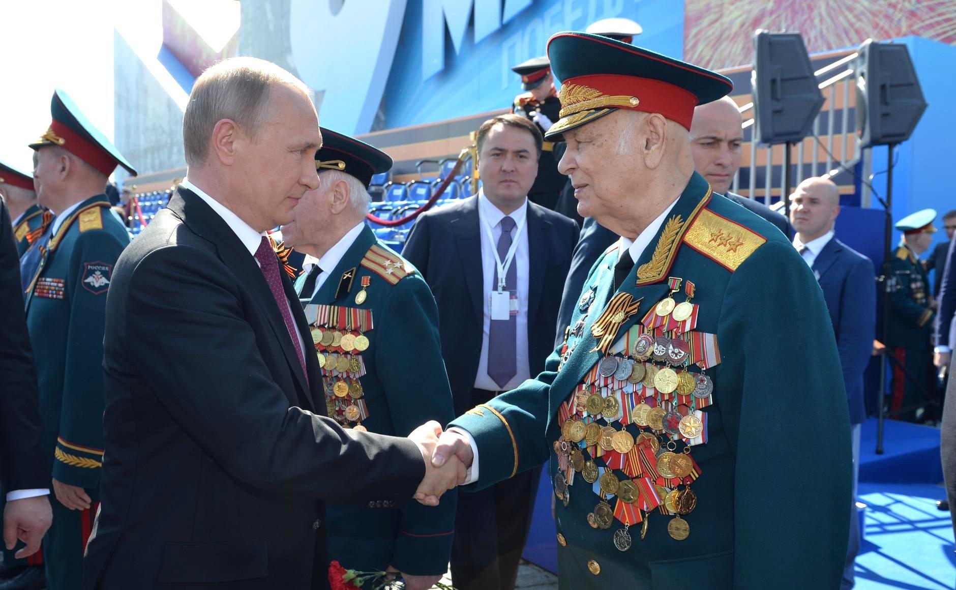 В России может появиться закон о фейках ВОВ