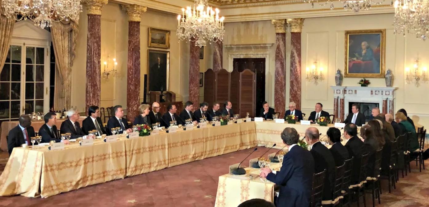 Новый религиозный международный альянс под протекцией США приведет мир к краху- эксперты