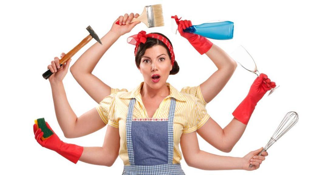 В Госдуме не пропустили закон о материальной помощи домохозяйкам