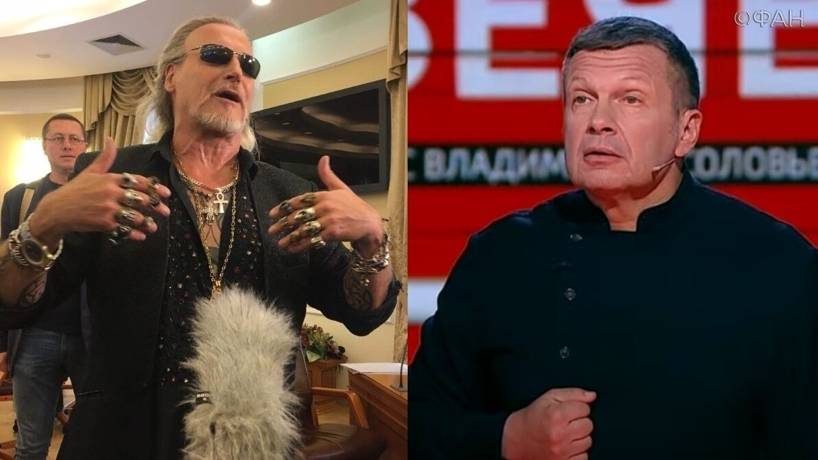 Никита Джигурда считает, что телеведущий Соловьев служит Сатане