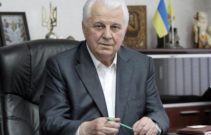 Кравчук готов к компромиссам ради мира между Украиной и ЛДНР