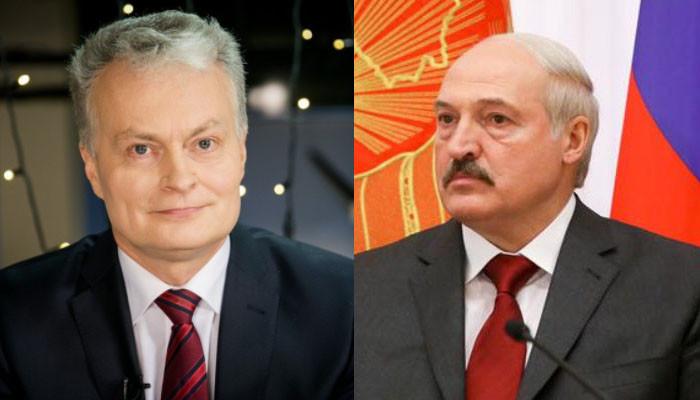 Глава Литвы выразил сомнение по поводу легитимности Лукашенко как президента