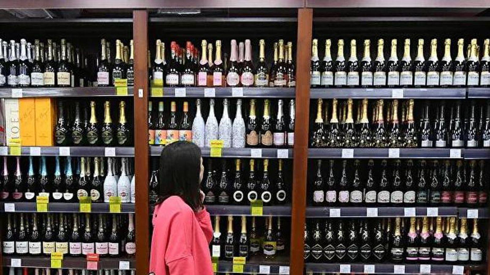 В России могут ограничить реализацию спиртного на период новогодних каникул