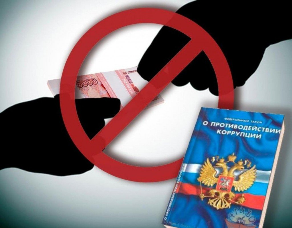 В РФ может появиться институт по борьбе с коррупцией