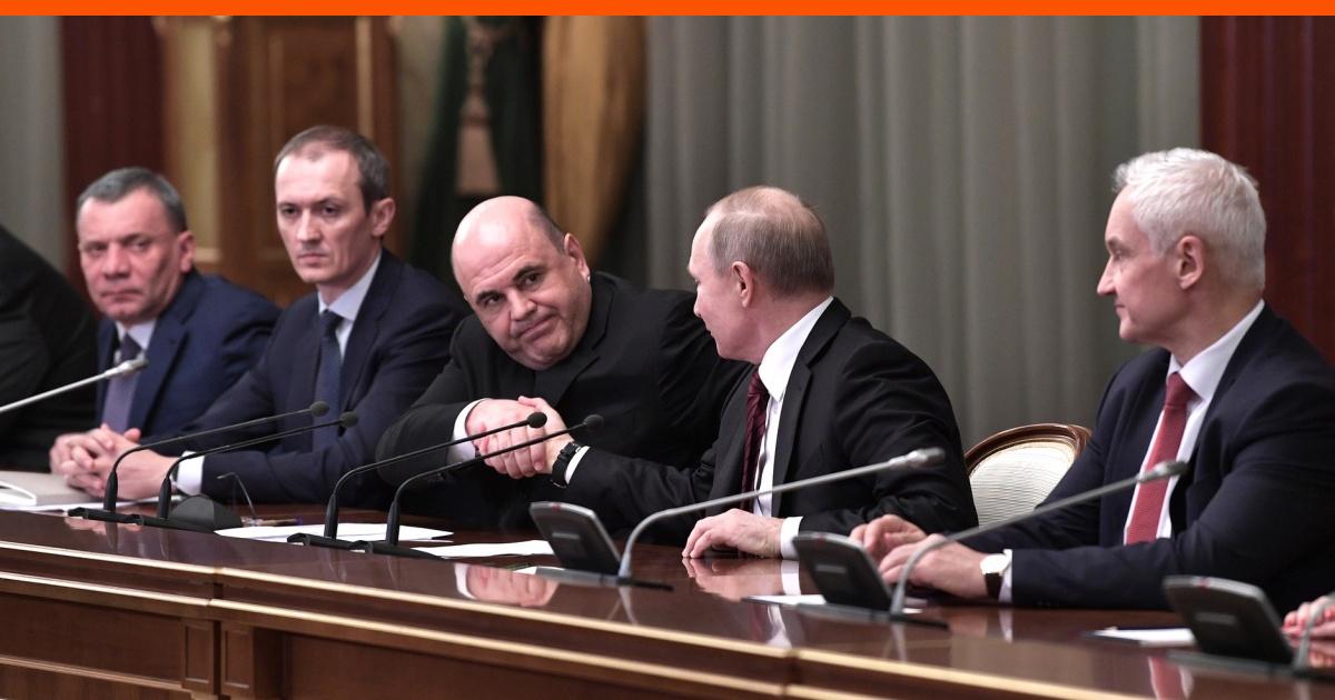 Губернаторы получат право контроля над российским правительством