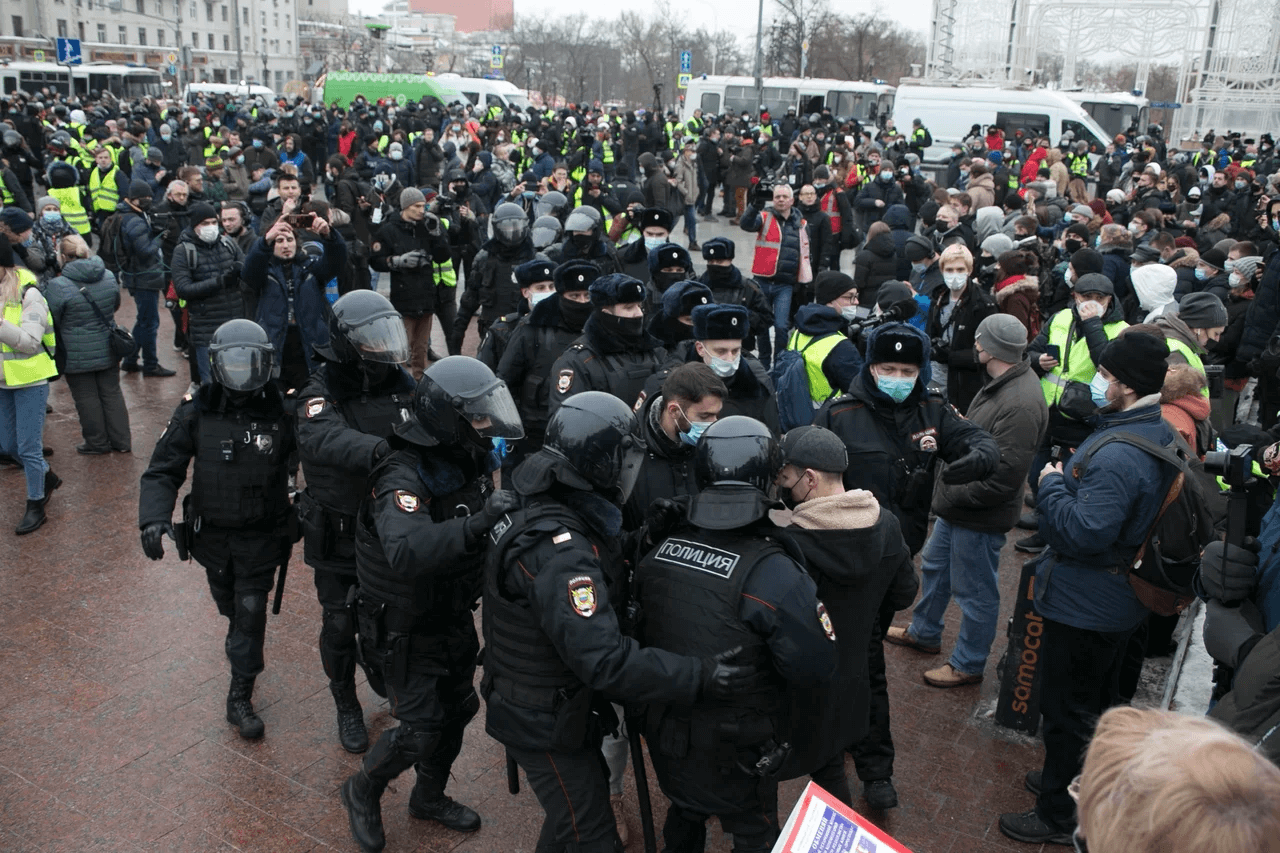 Перед 31 января оппозиционные СМИ получили методичку по работе на митинге