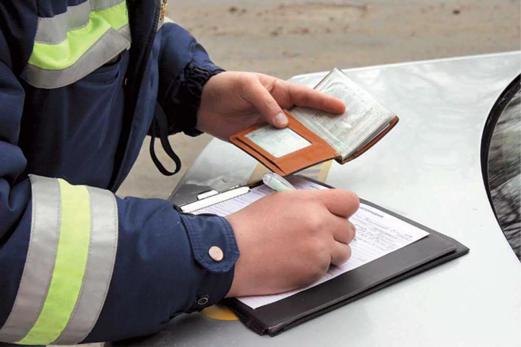Российским автомобилистам грозит лишение прав всего за три нарушения