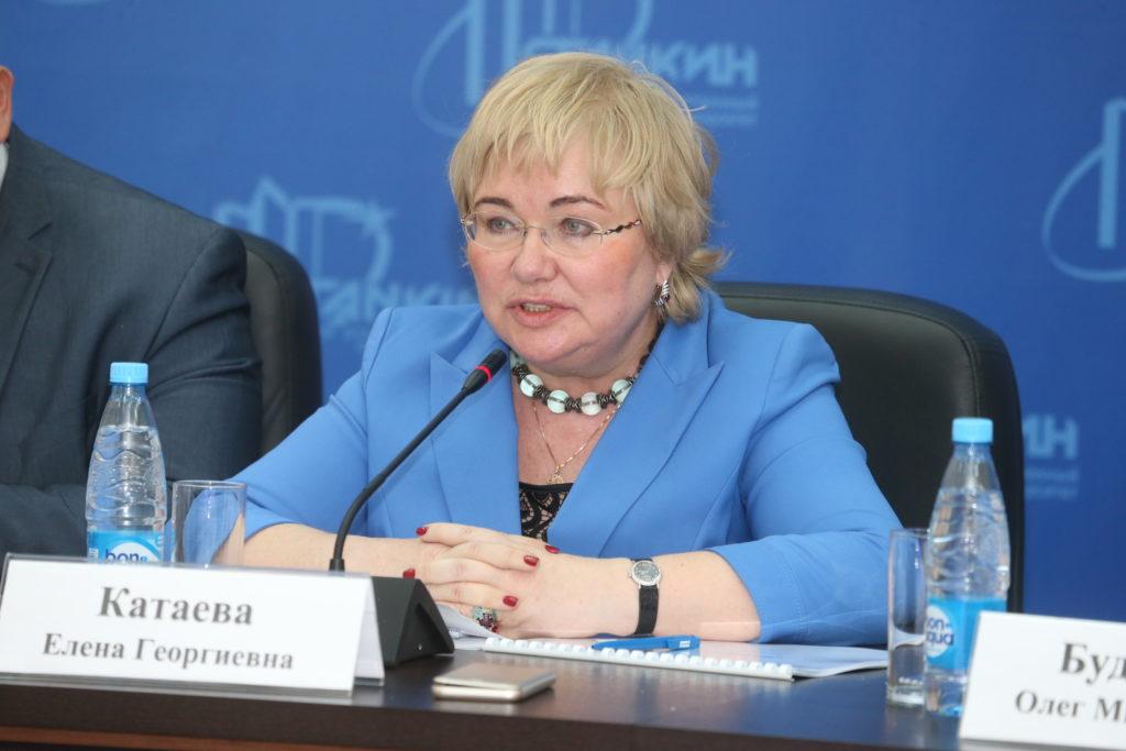 Умерла ректор МГТУ «Станкин» Елена Катаева.