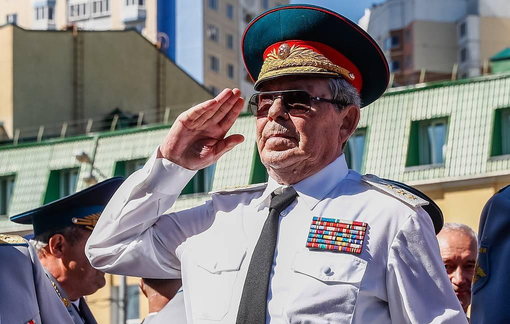 В Москве умер известный разведчик Виталий Маргелов