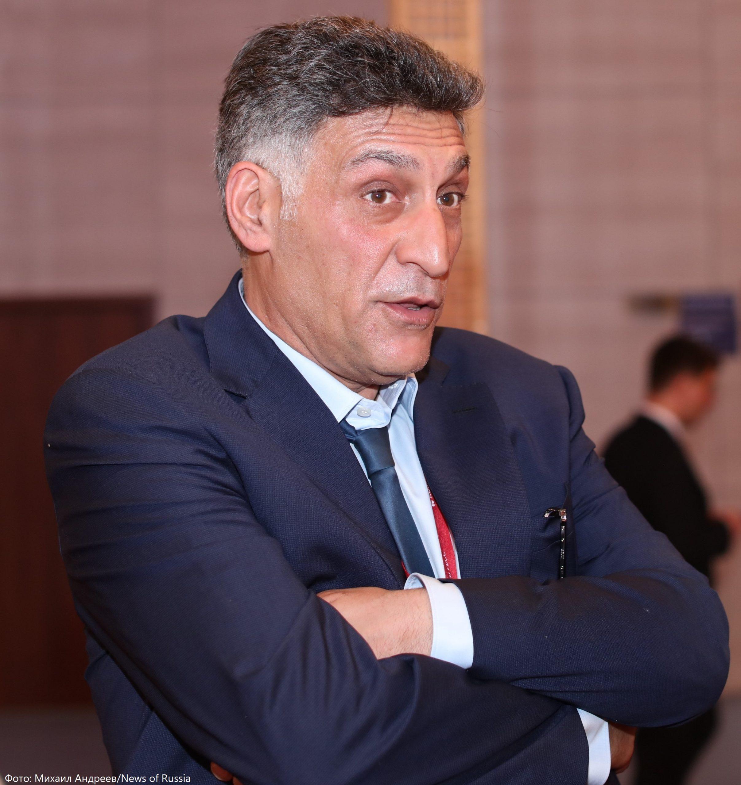 Тигран Кеосаян: «Считаю то, что делают с Санкт- Петербургом- это плевок мне, как патриоту страны»