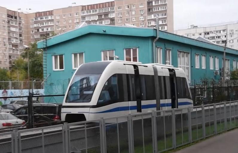 В столице запустят необычный трамвай