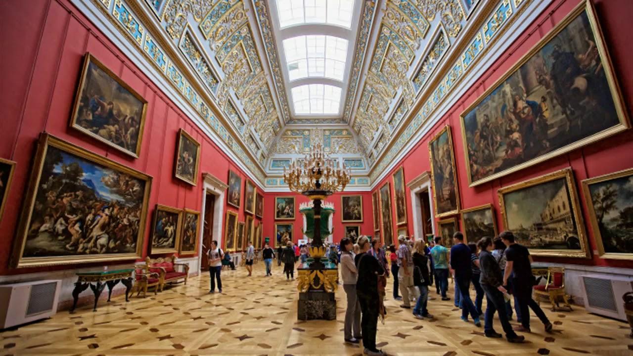 Ученики петербургских школ в дни выборов посетят музеи