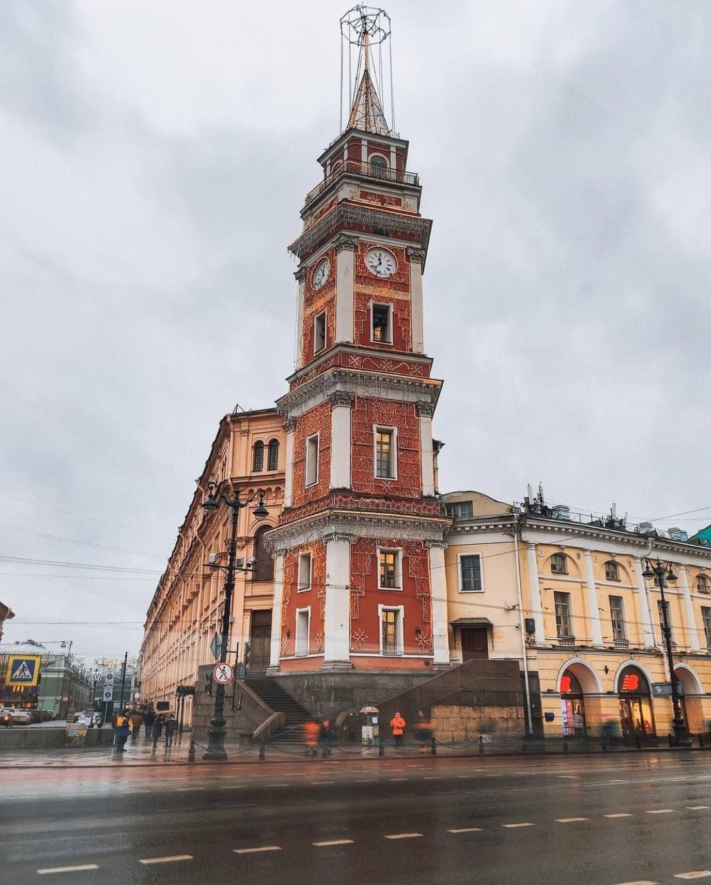 В Петербурге открыли новую смотровую площадку