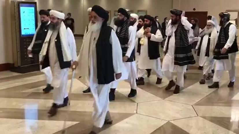 Новое афганское правительство просит помощи в восстановлении разрушенной страны
