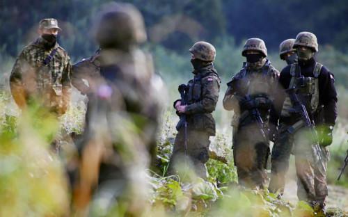 Военные эксперты: США всё активнее подбираются к российским границам. Украина здесь лишь разменная монета